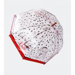 Paraguas vinilo Couture Anekke
