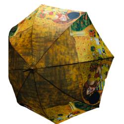 Paraguas obra de arte Klimt...