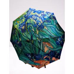 Paraguas largo obra de arte...