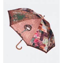 Paraguas largo Couture Anekke